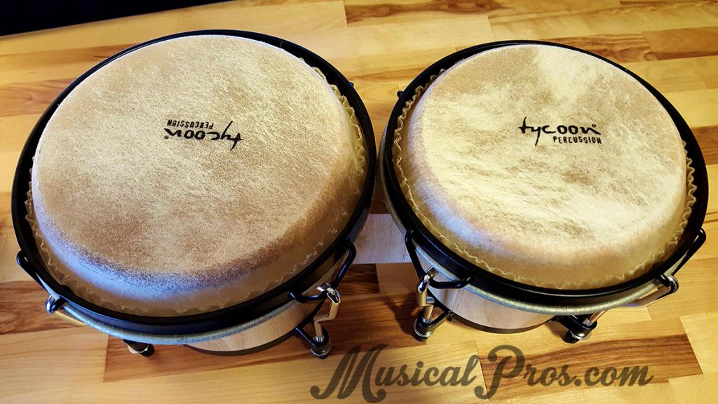 tycoon percussion ritmo bongo review