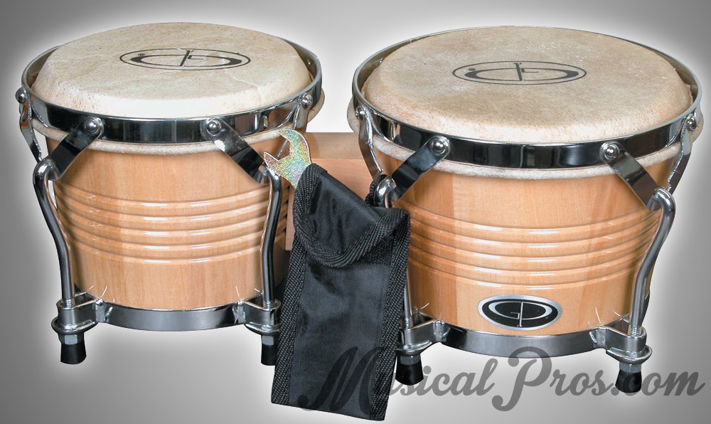 How to Play the Bongos (with Pictures) - wikiHow