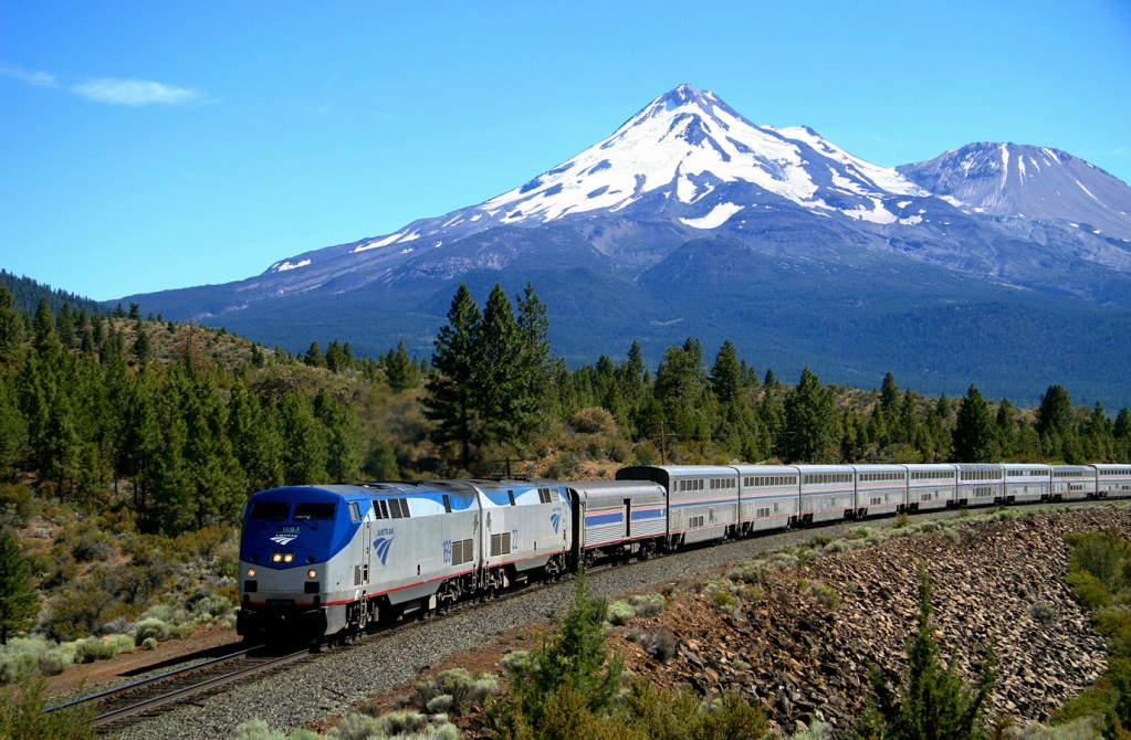 amtrak train travel
