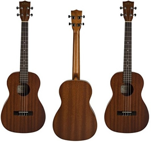 WINNER - The Kala KA-B Mahogany Ukulele.