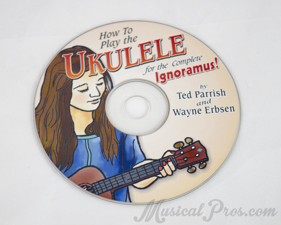ukulele learning cd