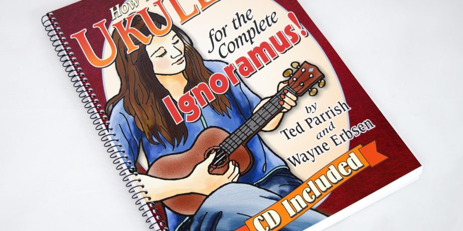 How To Play Ukulele For The Complete Ignoramus Book Review Musical