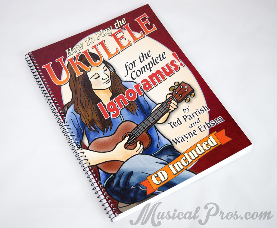 ukulele for complete ignoramus book review