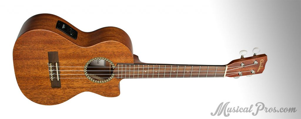 best electric ukulele - the cordoba 20tm-ce electric ukulele