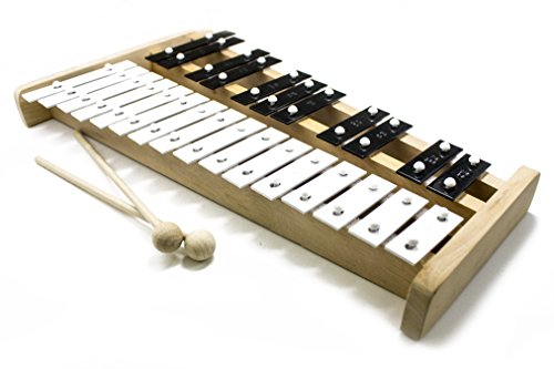 easiest musical instruments for beginners - the xylophone