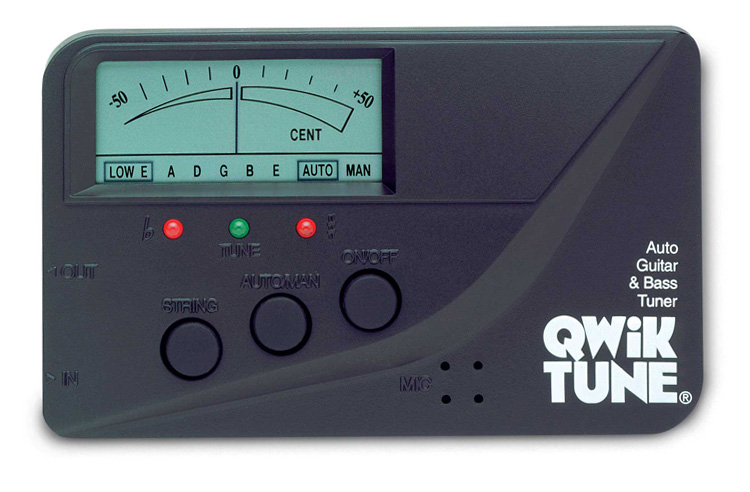 microphone tuner music