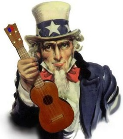 ukulele uncle sam