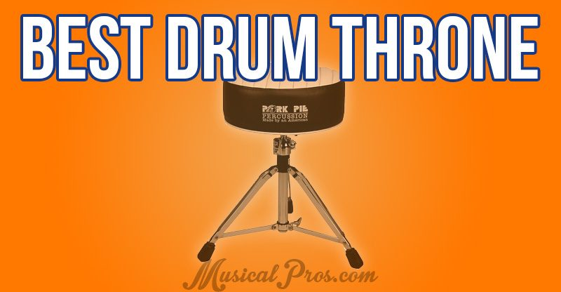best drum throne