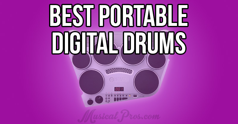 best portable digital drums