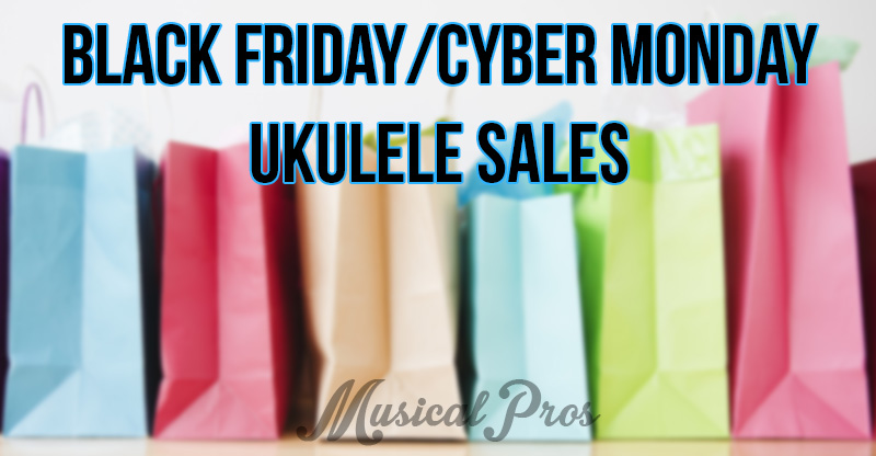 black friday ukulele sales