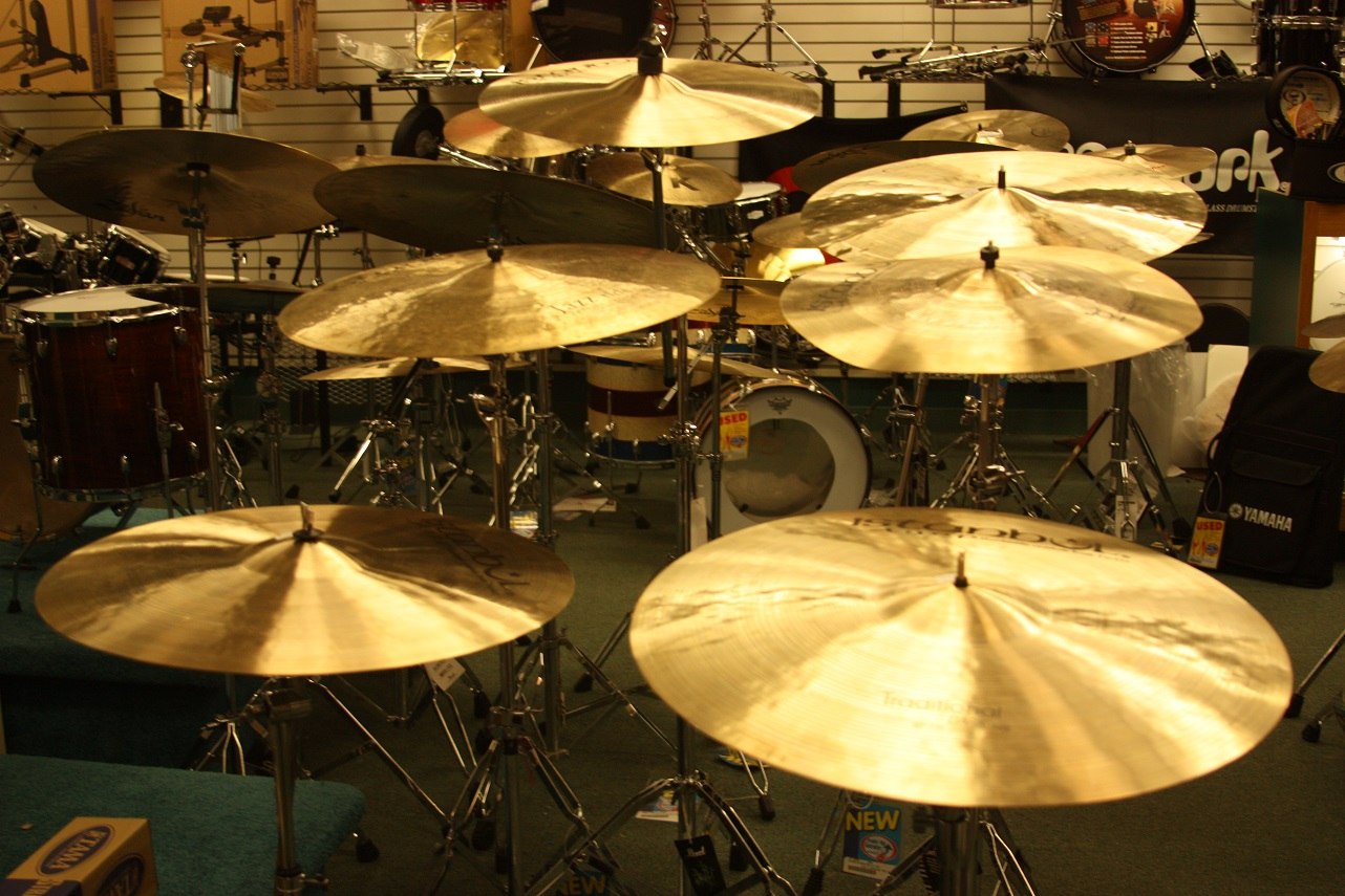 Beginners Guide to Drum Cymbals - Musical Pros
